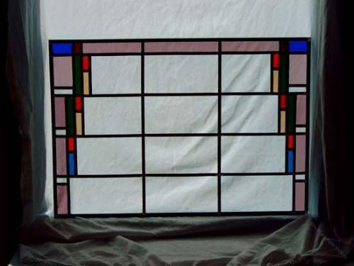 we ontwerpen diverse stijlen glas in lood
