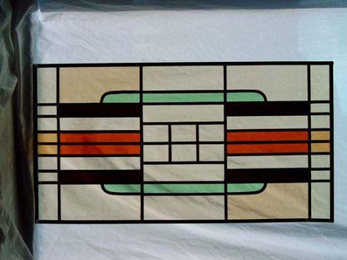 De fantasie te boven tijdens ontwerpfase van glas in lood.